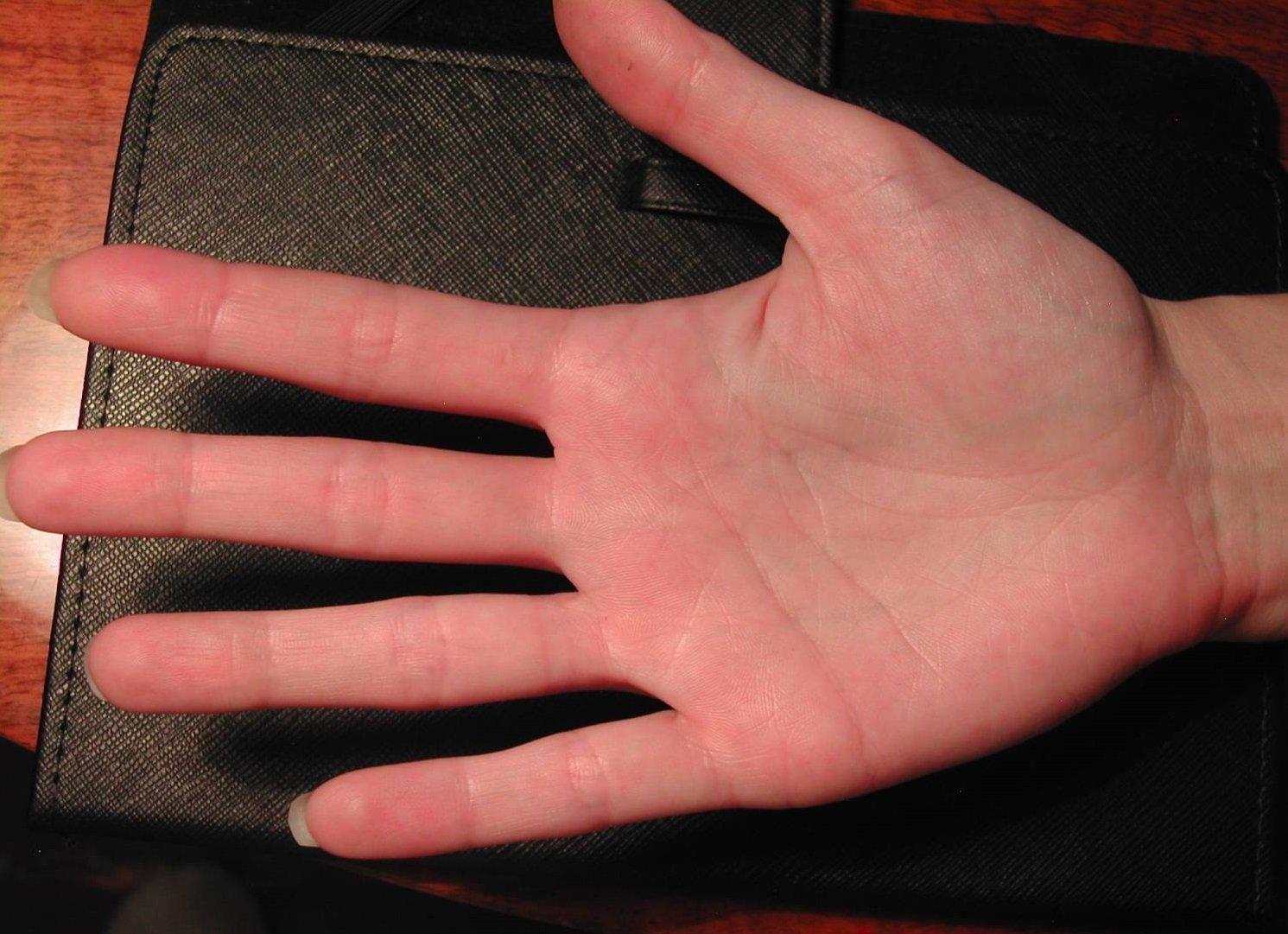 Хиромантия: линия жизни на руке (фото с расшифровкой)