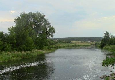 Заговор на реку