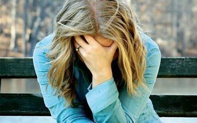 Депрессия отравляет жизнь