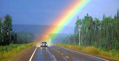 На удачную дорогу