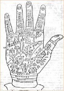 Символы на фалангах