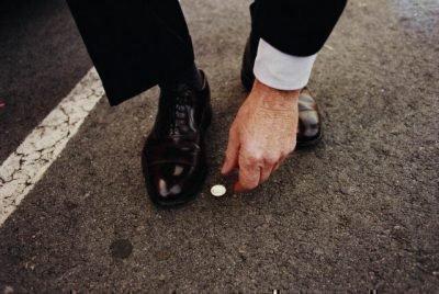 Монеты - это откуп