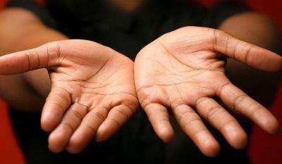 Активная и пассивная рука в хиромантиии