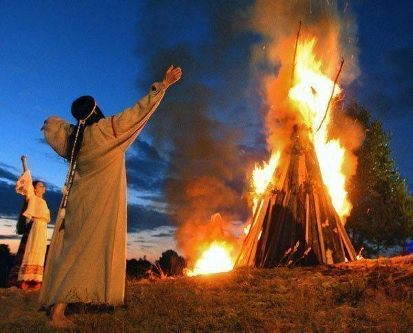 Славянские ритуалы