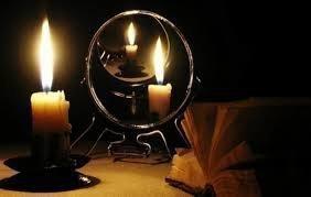 Заговоры на зеркала и свечи