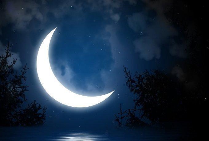 Белый заговор на убывающую луну