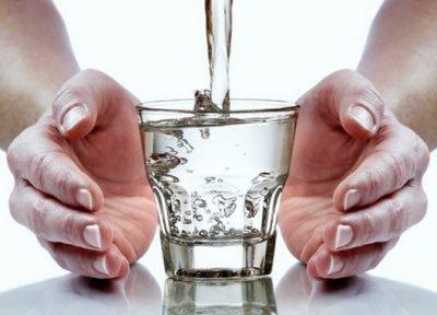 Начитывание на воду