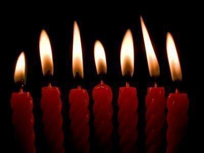 Заговор на 7 свечей