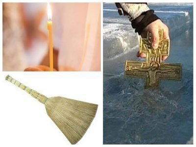 Заговоры на веник, свечу, воду