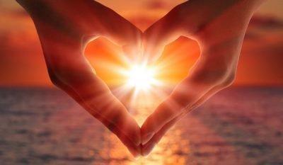 Ладони в форме сердца
