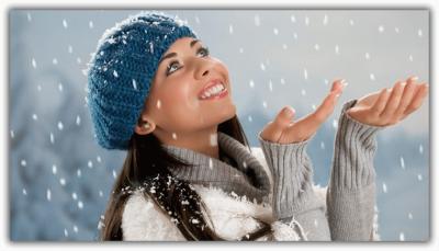 Заговоры на снег
