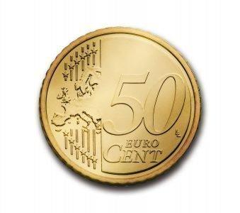 50 евроцентов