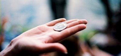 Заговор на монетку