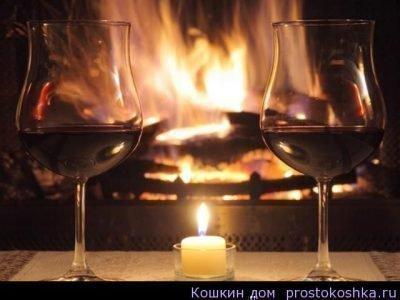 Заговор на вино