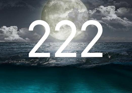 Число 222 – Значение цифр в числе 222 по ангельской нумерологии