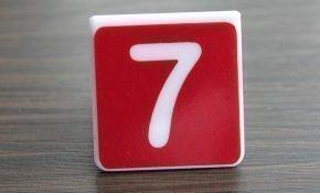 Значение числа 7 в дате рождения