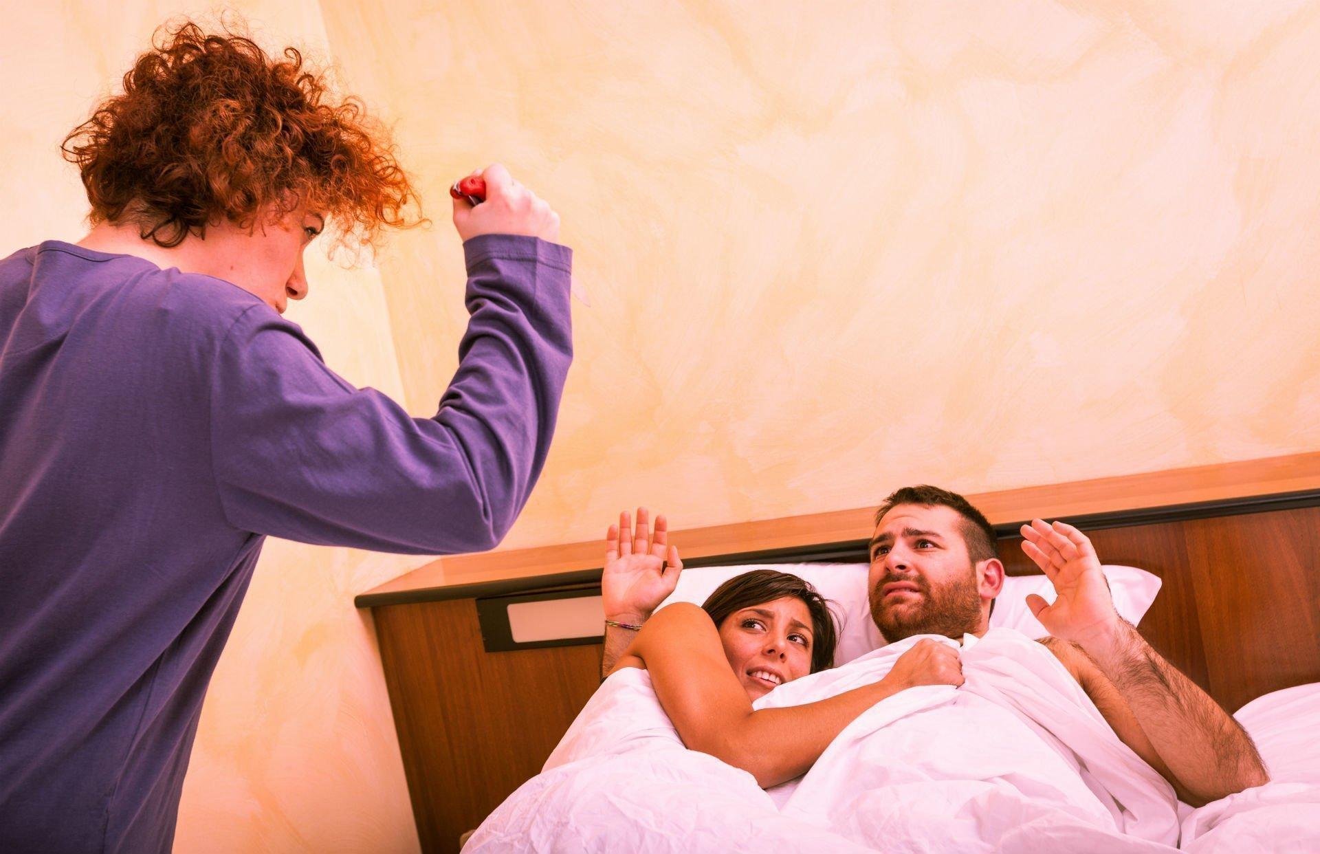 Заговоры от измены мужа. Чтоб муж не изменял
