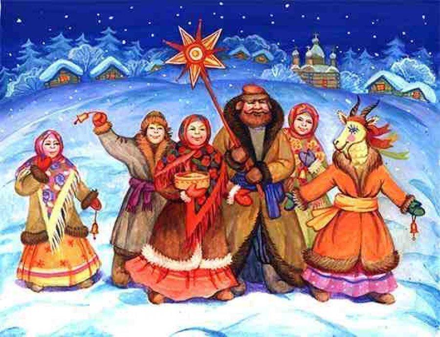 Ритуалы на день Старого Нового Года