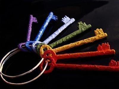Семь ключей