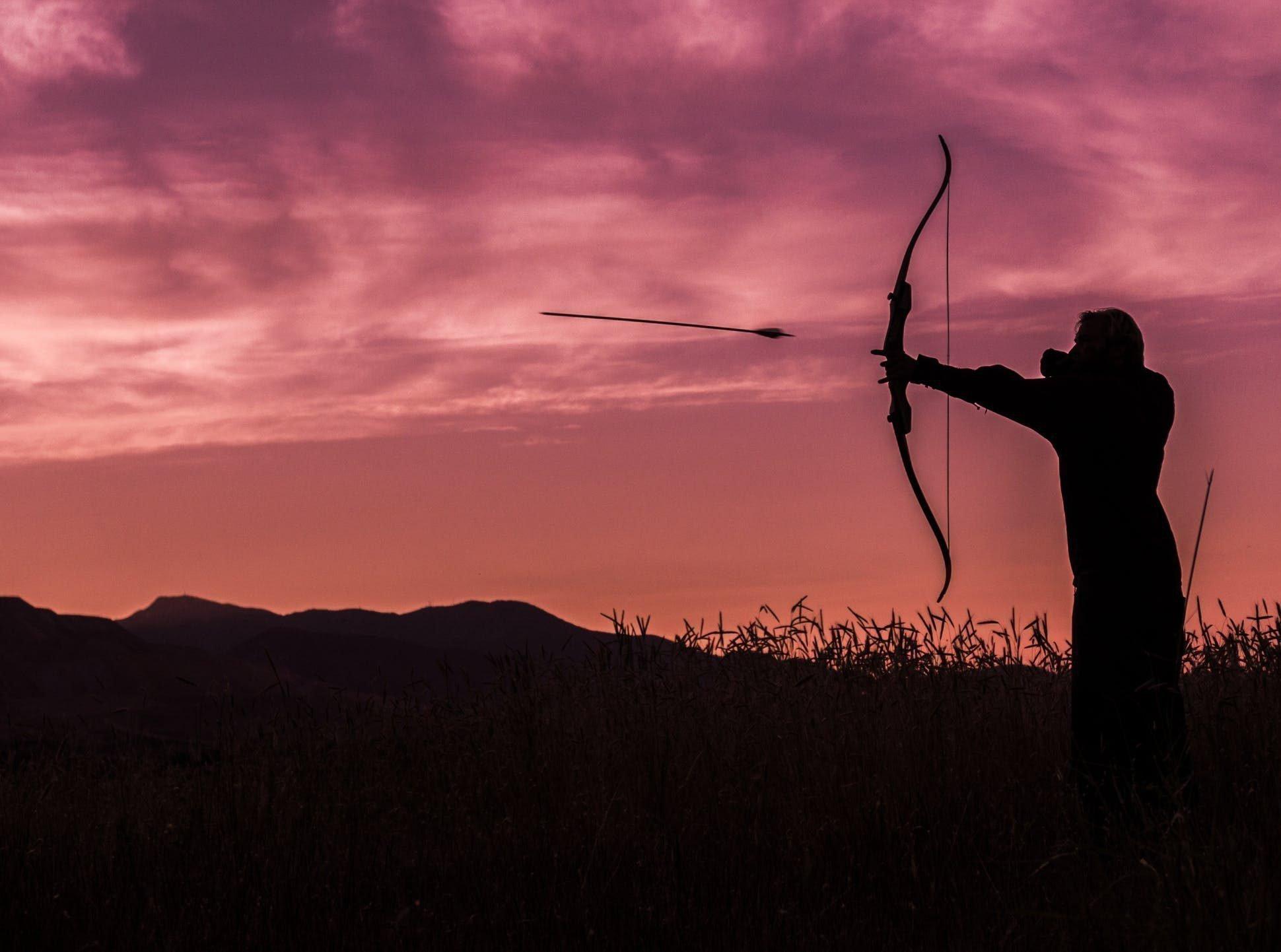 Молитва на охоте