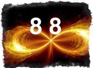 88 число бесконечности