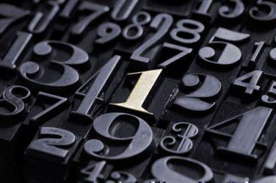 Значение двухзначных чисел