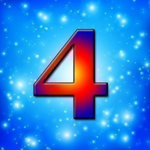 Число 4