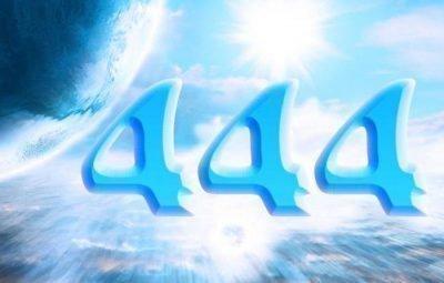 Число 444