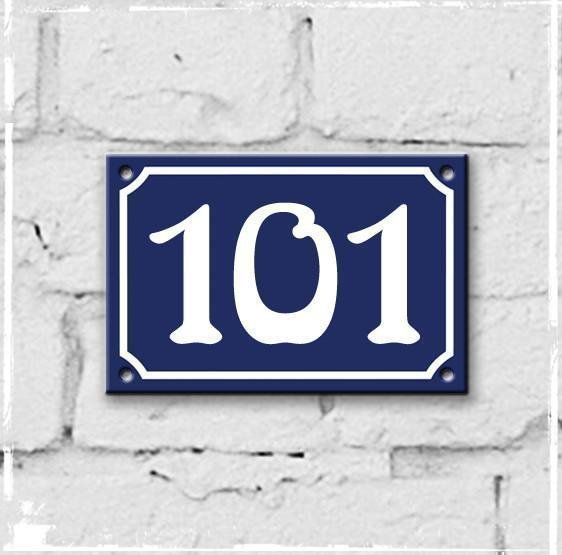Номер дома 101