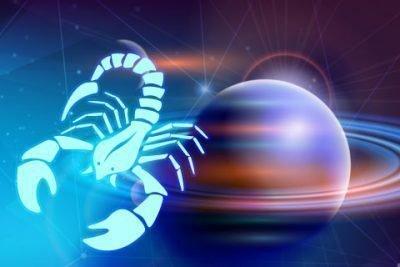 Сатурн и созвездие Скорпиона покровители 80