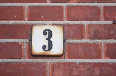 Число 3 нумерология
