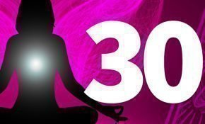 Варианты значения цифры 30