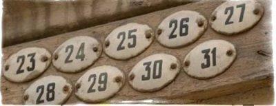 Значение номера квартиры или дома