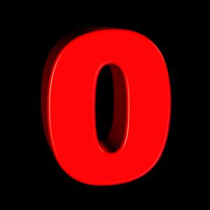 число ноль
