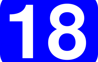 Число 18