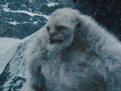 Снежный человек из книг