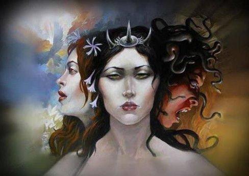 Славянская богиня Морена. Черно-матерь славян