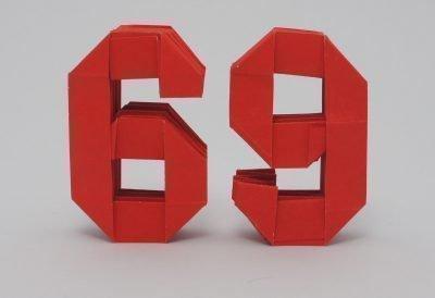 Числа 6 и 9