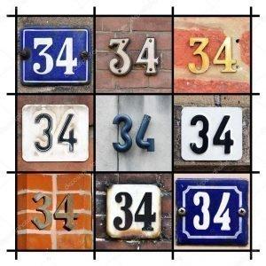число 34