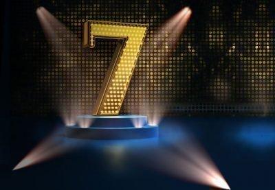 Число 7