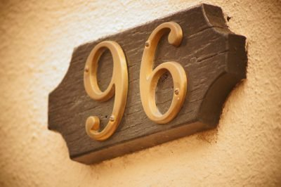Число 96