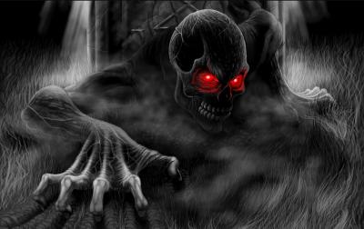 как выглядит зомби