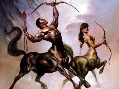 Кентавры в мифологии