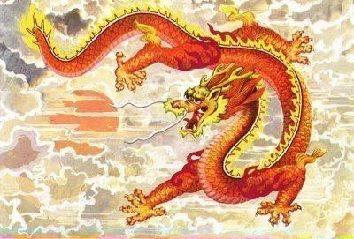 китайские мифические существа