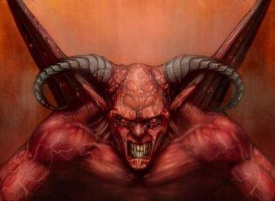 Люцифер демон