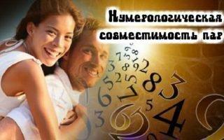 Совместимость партнеров в нумерологии