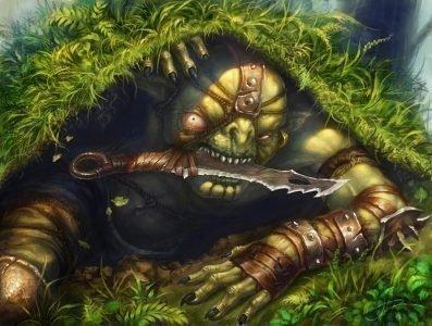 расы мифических существ