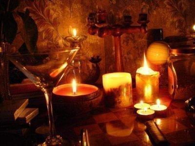 приворот на красную свечу