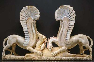 Римские грифоны