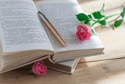 Романтическая книга